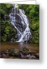 Eastatoe Falls Greeting Card