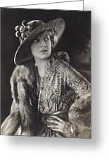 Elsie Janis (1889-1956) Greeting Card
