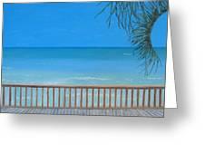 Emerald Coast Greeting Card