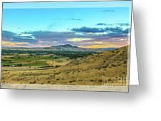 Emmett Valley Greeting Card