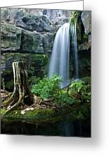 Enchanted Waterfall Greeting Card