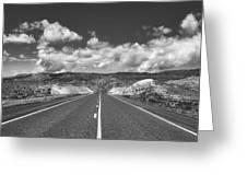 Endless Wyoming  Greeting Card
