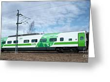 Express Train Helsinki-turku Photograph by Esko Lindell