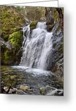 Faery Falls Greeting Card