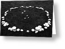 Fairy Ring Greeting Card by Mark Wagoner