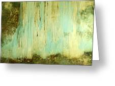 Falling Water Series Greeting Card