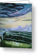 Fantasy Seascape Greeting Card