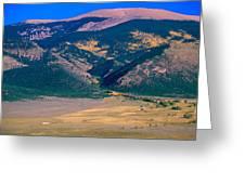 Farm Rio Culebra Basin Co Greeting Card