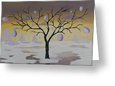 Field Of Potentials Greeting Card