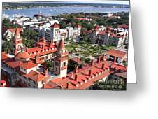 Flagler College Greeting Card