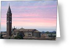 Florence 6 Greeting Card