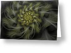 Flower Of Hope Greeting Card