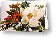 Flowers 3 Greeting Card