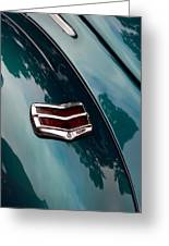 Ford Taillight Greeting Card
