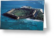 Fort Jefferson Greeting Card