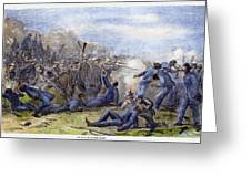 Fort Pillow Massacre, 1864 Greeting Card