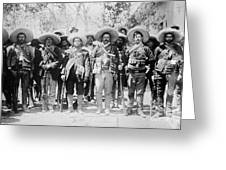 Francisco Pancho Villa Greeting Card