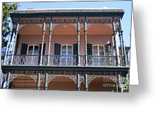 French Quarter 47 Greeting Card