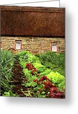 Garden Farm Greeting Card