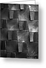Geometrix Abstract Art Greeting Card