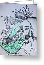 Gethsemanes Promise Greeting Card