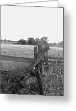 Gettysburg  Landscape Greeting Card