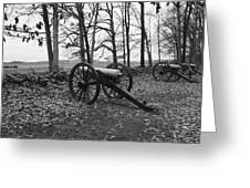 Gettysburg Series Seminary Ridge Greeting Card