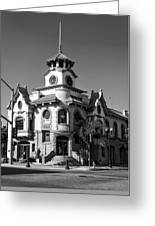 Gilroy's Old City Hall Greeting Card
