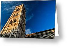 Giotto Greeting Card