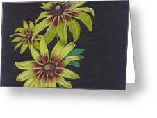 Gloriosa Daisy Greeting Card