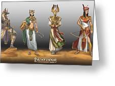 Gods Greeting Card