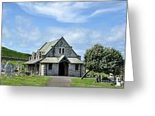 Great Orme Cemetery Greeting Card