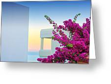Greece 3  Greeting Card by Emmanuel Panagiotakis