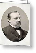 Grover Cleveland (1837-1908) Greeting Card
