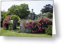 Harkness Memorial Park Flowers Greeting Card