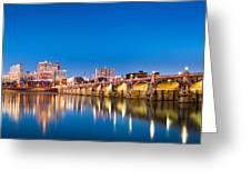 Harrisburg, Pennsylvania Greeting Card