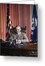 Harry S. Truman Greeting Card
