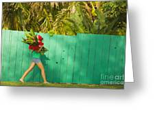 Hawaii Lifestyle Greeting Card