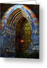 Heavens Gate Greeting Card