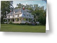 Higdon House Inn Greeting Card