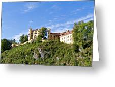 Holenschwangau Castle 2 Greeting Card