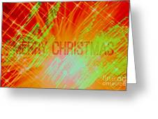 Holiday Burst Greeting Card