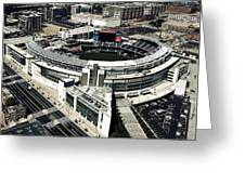 Home Of The Washington Nationals Greeting Card