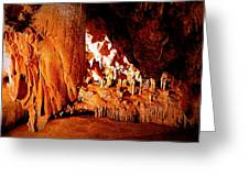 Hometown Series - Luray Caverns Greeting Card