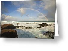 Hookipa Beach Greeting Card