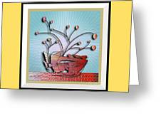 House Plant #6 Greeting Card