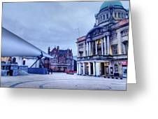 Hull Blade - City Of Culture 2017 Greeting Card