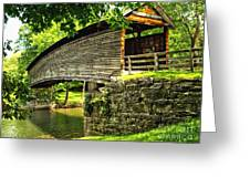 Humpback Bridge Greeting Card