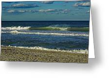 Hutchinson Island Fl. Greeting Card