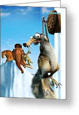 Ice Age The Meltdown 2006  Greeting Card